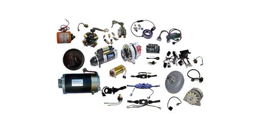 електро оборудване мотокар